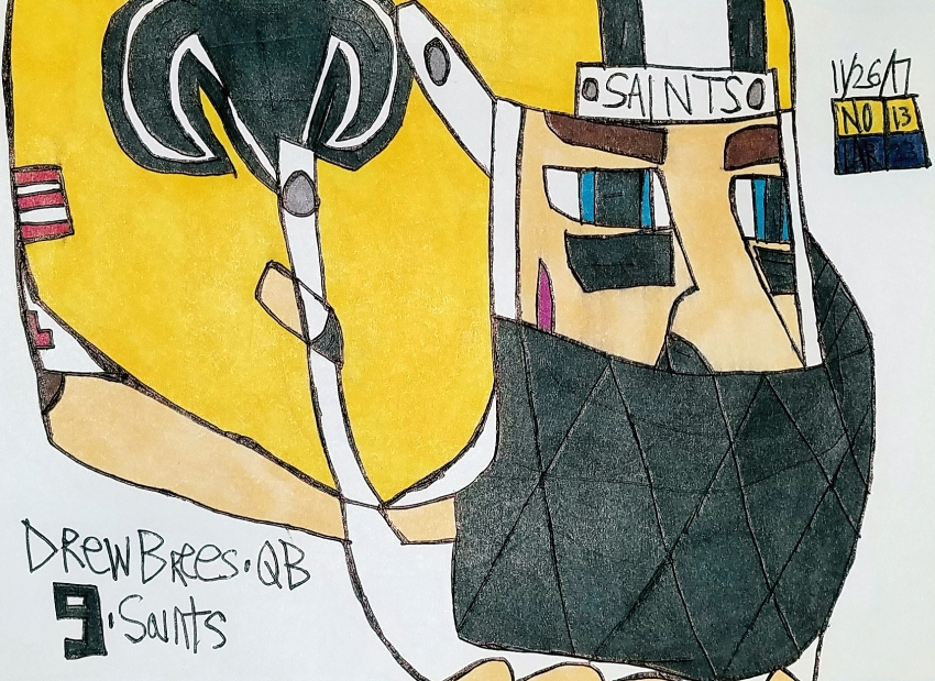 Drew Brees par armattock